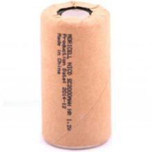 باطری باتری SC-1.2 v-2000mAh کد : NK-61311