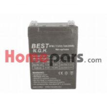 باتری کتابی ۱۲ ولت – ۲/۷ میلی آمپر کد : NK-96113
