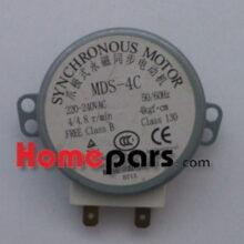 موتور گردان ۲۱ ولت مایکروویو کد : NK-61707