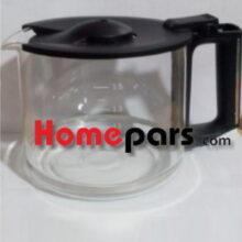 قوری قهوه ساز و چای ساز کد : NK-62073