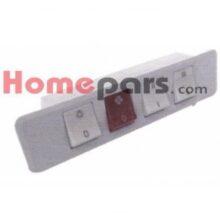 کلید کامل هود (فریم مستطیل) کد : NK-42769