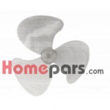 پروانه پنکه پارس خزر شیشه ای کد : NK-75018